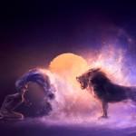 Roaring through the Lion's Gate